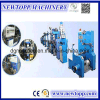 Chemical Foam-Skin Cable Extrusion Production Line Machine