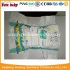 OEM Elastic Leg-Cuff with Good Price and Top Quality Soft Breathable Baby Diaper