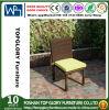 Aluminum PE Woven Rattan Outdoor Furniture Single Chair