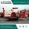 Lovol rice combine harvester-Simple Side Unloading