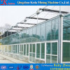 Venlo Glass Greenhouse with Hydroponic System