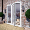 Pnoc080342ls Indian Style Folding Door with Modern Design