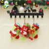 Santa Claus Candy Bag Tree Ornament Christmas Gifts Elk Socking