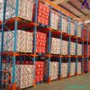 Warehouse Storage Pallet Rack Forklift Drive in Use Q345 Steel Cold Storage Racking System