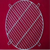 Round BBQ Grill Wire Mesh with Stents