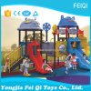 New Popular Plastic Slide, Small Playground, Children Plastic Outdoor Playground for Amusement Park (FQ-KL051A)