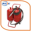 Small Portable Shot Blasting Machine with Sand Blasting Gun