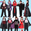Halloween Kids′ Vampire Costume for Kids for Halloween Party