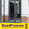 Aluminium Double Open Casement Door