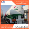 60000liters 3unit BPW Axles Propane Gas LPG Tank Trailer