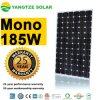 Top Quality 180 185W Monocrystalline Solar Panel