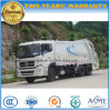 6X4 Customized 195kw Refuse Wagon 20t Compactor Garbage Truck Price