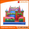 Lovely Cartoon Inflatable Toys Party Slide for Kids (T4-217)