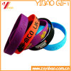 Precision Fashion High Quality Silicone Wristband and Silicone Bracelet Customed (XY-HR-74)