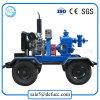 Self Priming Centrifugal Mud Pump with Diesel Engine
