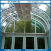 Low Iron Curved Sgp Laminated Glass Roof