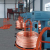 Upwards Continuous Casting Machine for Oxygen-Free Copper Rod