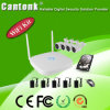 New 4CH Waterproof WiFi NVR Kits (PG498R)
