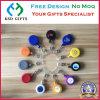 Retractable Plastic Badge Holder / Metal Button Badge Reel