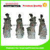 Chinese Unique Style Ceramic Fairy Statue Figurine for Home Decoration