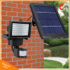 Outdoor 60LED Solar Powered Motion Sensor Light LED Flood Light