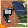 Outdoor 60LED Solar Powered Motion Sensor Light LED Flood Light