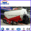 3 Axle Carbon Steel 42m3 45m3 Bulk Cargo Cement Powder Tank Truck Semi Trailer