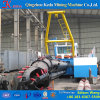 China Cutter Suction Dredger for Desilting