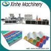 PVC Corrugated Roof Tile Machine/Double Layer Tile Production Line/Extrusion Line/Making Machine/Extruder