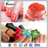 Hot Sale Multicolor Pearl Pigments in Nail Lacquer