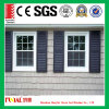 Aluminum Alloy Double Hung Window with Fly Screen