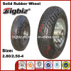 Custom Blue Thermoplastic Industrial 2.80/2.50-4 Rubber Wheel