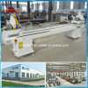 Mitre Cutting UPVC Plastic Vinyl Section PVC Window Making Machine