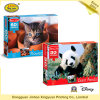 Jigsaw Puzzle Animal Card Game