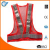 Triangular LED Safety Reflective Vest with LED Lights