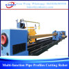 Kasry Multi-Function CNC Plasma Cutting Beveling Machine for Pipes Tubes and Profiles