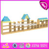 Handmade Multi-Function Kindergarten Children Furniture Wooden Toy Storage Ideas W08c179