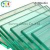 Ultra Clear Tempered Float Low-E Reflective Laminated Insulated Building Glass