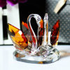 100mm Lauda Decoration Gift of Crystal Swan (LDC-311)