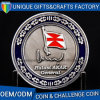 High Quality Nickel Plated Souvenir Custom Us Challenge Metal Coin