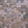 Glass Vs Bronze Mosaic for Kitchen Backsplash (A6YBG013)