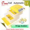 Multifunctioned Automatic 96 Eggs Incubator Machine with Quail Tray (EW-96A)
