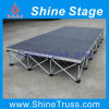 Aluminum Portable Stage, Spider Stage, Pop up Stage, Lighting Stage for Stage Truss System