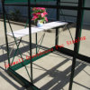 Greenhouse PVC Staging/Shelving with Alu. Frame (G-PVC shelf)