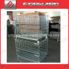Stackable Steel Galvanized Wire Mesh Pallet Container for Storage