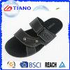High Quality PVC Sole Men Slippers (TNK24936)