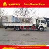 Sinotruk 4X2 10 Tons Truck Mounted Crane