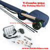 Chinese High Quality Fly Fishing Combo Rod and Reel