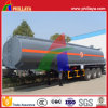 Carbon Steel Fuel Diesel Liquid Tank Truck Semi Trailer Tanker