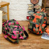 The New Korean Camouflage Backpack / Nylon Waterproof Backpack Burden (GB#0169#)